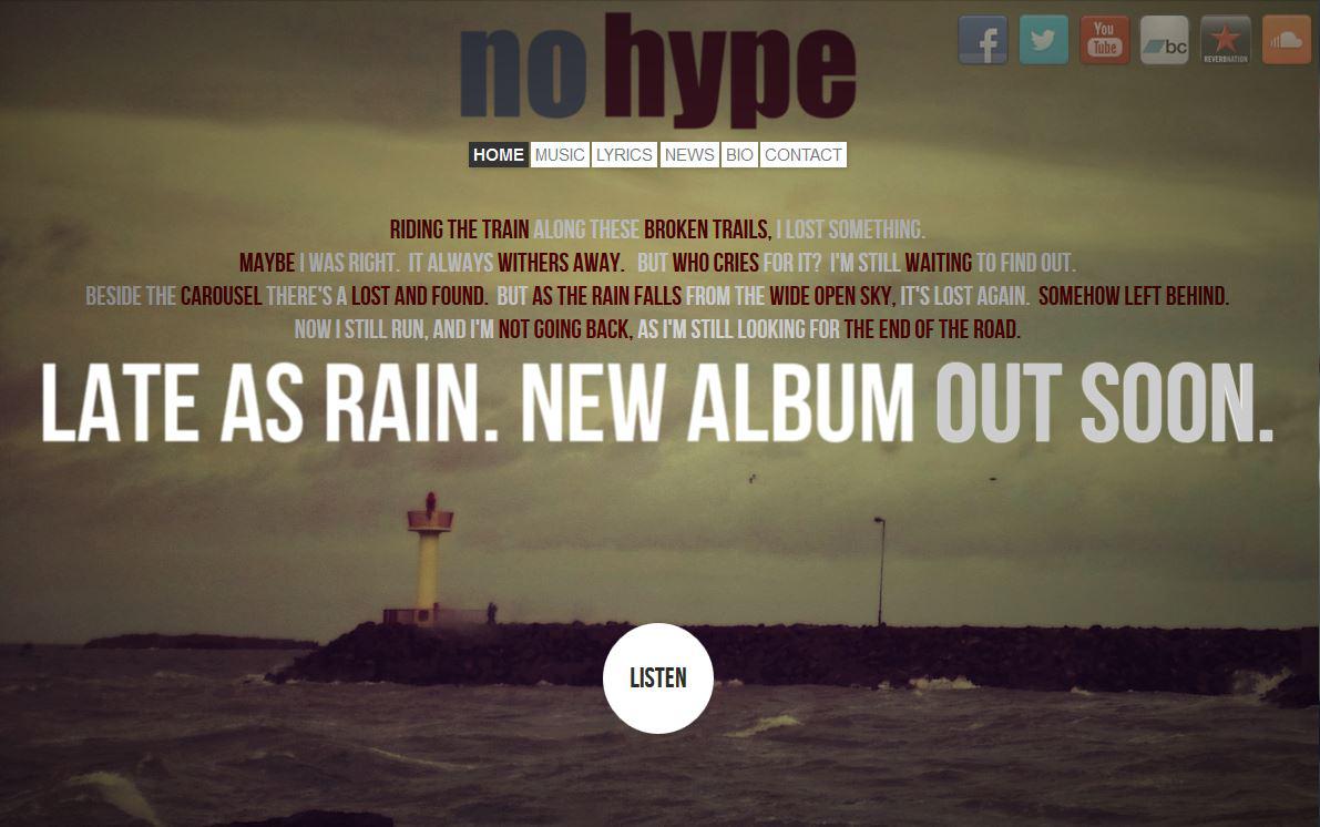 raining again lyrics